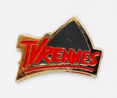 Pin's TV Rennes  BRETAGNE - Other