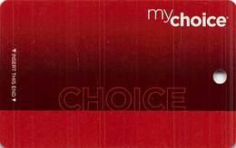 Pinnacle Entertainment Casinos USA - BLANK My Choice Slot Card - Copyright 2014 - Casino Cards