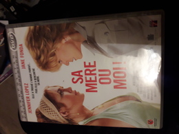 Dvd   Sa Mere Ou Moi Jane Fonda & Jennifer Lopez Vf Vostf Bonus - Komedie