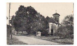 90 - FONTAINE - Eglise Et Tilleul (H33) - Fontaine