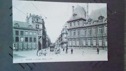 51CARTE DE REIMSN° DE CASIER 1643 UVIERGE - Reims