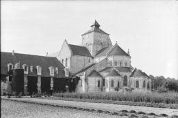 PN 053 - INDRE - FONTGOMBAULT - L'Abbaye - Diapositivas De Vidrio