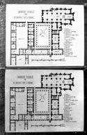 PN 057 - 85- VENDEE - ABBAYE ROYALE DE ST. MICHEL EN L'HERM - Glasplaten