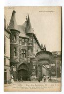 CPA  75  : PARIS Autrefois : Rue Des Archives  VOIR  DESCRIPTIF  §§§ - Sonstige