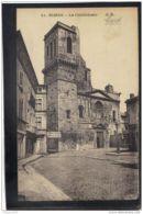 30149 . NIMES . LA CATHEDRALE . A. R.  CHARCUTERIE  DOULAUD - Nîmes