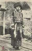 TONKIN Lao Key Jeune Fille Man Coe RV - Viêt-Nam