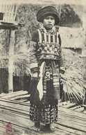 TONKIN Lao Key Jeune Fille Man Coe RV - Vietnam