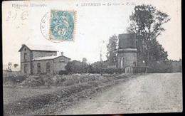 LEVERGNIES LA GARE - Francia