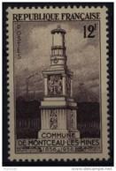 N° 1065 - X X - ( F 385 ) - ( Comune De Monceau Les Mines ) - Frankreich