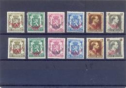 Nrs. S20/S25  (2x) Postgaaf ** Zeer Mooi MNH - Dienstpost