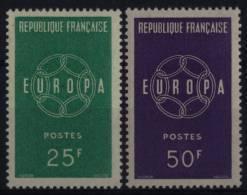 N° 1218 Et N° 1219 - X X - ( F 440 ) - - Frankreich