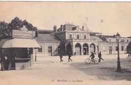Moulins La Gare - Moulins