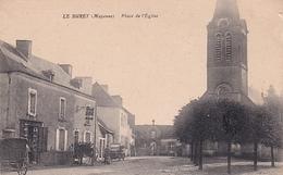 Le Buret Place De L'église - France