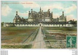 41 CHAMBORD. Le Château. Façade 4 - Chambord