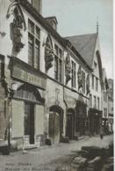 REIMS - MAISON DES MUSICIENS - ANIMEE - VERS 1900 - Reims