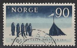 Norwegen Norway 1961. Mi 463 O - Gebraucht