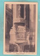 Small Postcard Of Interno Cattedrale,Palermo, Sicily, Italy,Q115. - Palermo