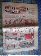 COEURS VAILLANTS 1936 N° 13 LE RAYON DU MYSTERE TINTIN ET MILOU En EXTREME ORIENT HERGE - Tintin
