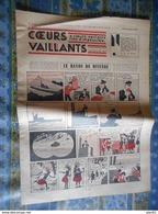 COEURS VAILLANTS 1936 N° 39 LE RAYON DU MYSTERE TINTIN ET MILOU En EXTREME ORIENT HERGE - Tintin