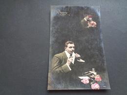 Carte ( 623 )  De Fantaisie  Fantasie   Thème  :  Surréalisme  Rêve  Rêverie  Trucage - Photographie