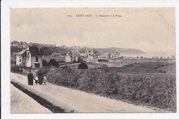 CP 22 SAINT CAST La Descente à La Plage - Saint-Cast-le-Guildo