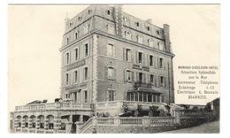 64 PYRENEES ATLANTIQUES - BIARRITZ Monhau-Excelsior-Hôtel - Biarritz
