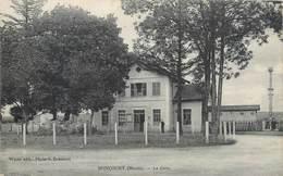 CPA 55 Meuse Spincourt La Gare - Spincourt