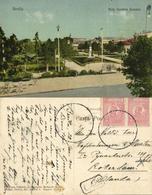 Romania, BRǍILA, Piaţa Dumitru Ionescu (1924) Postcard - Romania