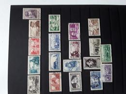 France 1940 Oblitere,  Cote 111€ - 1940-1949