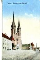 Zagreb - Stolna Crkva (Kaptol)  (007625) - Kroatien