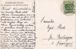 ALLEMAGNE 1923 CARTE POSTALE DE STUTTGART - Duitsland