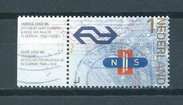 2014 Netherlands Railways,train,zug,trein,NS+tab Used/gebruikt/oblitere - Oblitérés