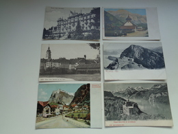 Beau Lot De 60 Cartes Postales De Suisse    Mooi Lot Van 60 Postkaarten Van Zwitserland  Switserland  Svizzera  Sweiz - Postkaarten