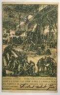 30080 Soldato D' Italia - Tu Coltivavi I Campi O Lavoravi Il Legno ... ODIATE I TEDESCHI Anno 1918 - Guerra 1914-18
