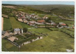 21 - Villiers-en-Morvan -      Vue Panoramique  Aérienne - Autres Communes