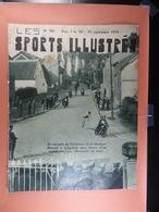 Les Sports Illustrés 1934 N°701 Gingelom Cachera Hoogerheid Aerts Lierse Union Nazareth Stekene Gordon-Bennett - Sport