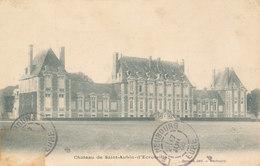Chateau De Saint Aubin D' Ecrosville - Saint-Aubin-d'Ecrosville