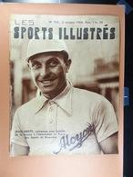 Les Sports Illustrés 1934 N°702 Aerts Loncke Ekeren Vichte Harelbeke Gand Union Gordon-Bennett Scherens - Sport