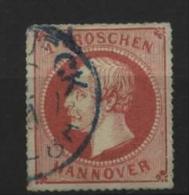 Hannover Nr.23y : Gebraucht,4 Euro Michel. - Hanovre