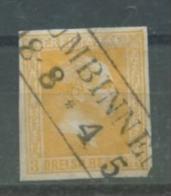 Preußen Nr. 12 Gestempelt Gumbinnen , 18 Euro Michel - Prussia