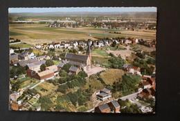 Auvelais - Sarthe / Vue Aérienne- Quartier De L'Eglise- Usines Solvay - Sambreville
