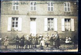 AISONVILLE BERNOVILLE CP  PHOTO ECOLE - Frankreich