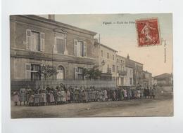VIGNOT ECOLE DES FILLES - Revigny Sur Ornain