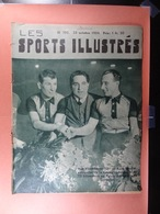 Les Sports Illustrés 1934 N°705 Ronsse Hammerlinck Debruycker Marathon Union Boxe Liège Lierse Horemans Daring Antwerp - Sport