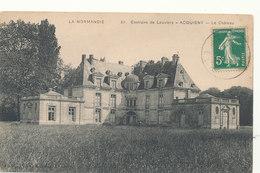 ACQUIGNY Le Chateau - Acquigny