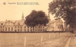 Postel Moll Mol  Deel Uit De Voorgevel En Kerk Der Abdij      M 1568 - Mol