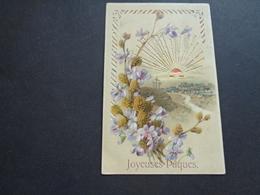 Carte ( 655 )  De Fantaisie  Fantasie   Thème  :  Tenir à La Lumière  Hold To Light   Tegenlichtkaart - Tegenlichtkaarten, Hold To Light