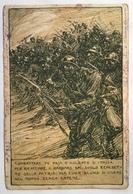 30083 Combattere Tu Devi O Soldato D' Italia - Guerra 1914-18