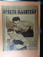 Les Sports Illustrés 1934 N°706 Roth-Seelig Union-Daring Baker-Sybille Diables Rouges Tour De France White Star - Sport