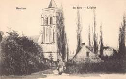 Houthulst  Merckem Merkem     L'Eglise De Kerk     M 1578 - Houthulst